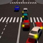 Пересечение сплошной линии перед светофором при перестроении, разрешено или за это лишение