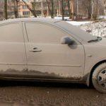 Сосед по гаражу рассказал, почему никогда не моет авто зимой