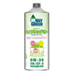 Масло MOLY GREEN 0W20