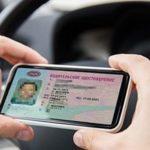 Новый эксперимент: В некоторых регионах разрешат не брать с собой права в дорогу