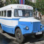 Почему популярные раньше капотные версии автобуса КАвЗ вдруг резко исчезли с российских дорог