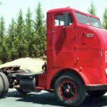 Очень странный американский грузовик из пятидесятых. Рассказываю, в чем его особенность
