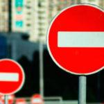 Как не лишиться прав за проезд под кирпич на территорию Торгового Центра