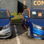 В Москве появились в продаже машины после каршеринга, решил съездить выяснить их цены и состояние